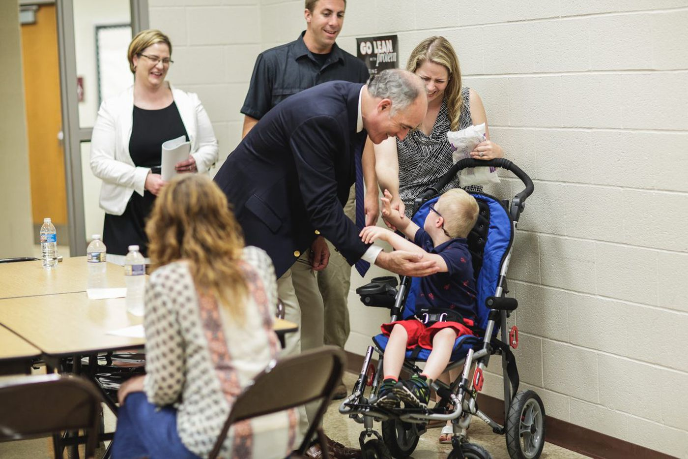 Let's lower the barriers for young people with disabilities | Sen. Bob Casey