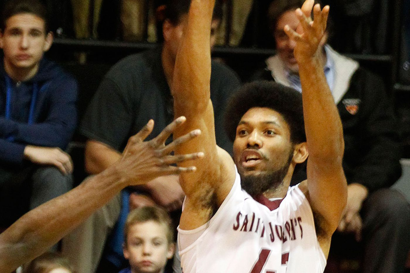 St. Joseph's Bembry brings balanced game into contest against Temple