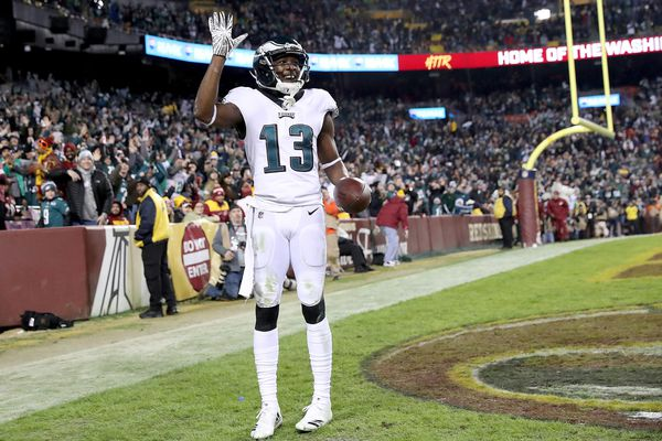 Grading the Eagles: Birds earn 'A-plus' in win over Washington to end regular season