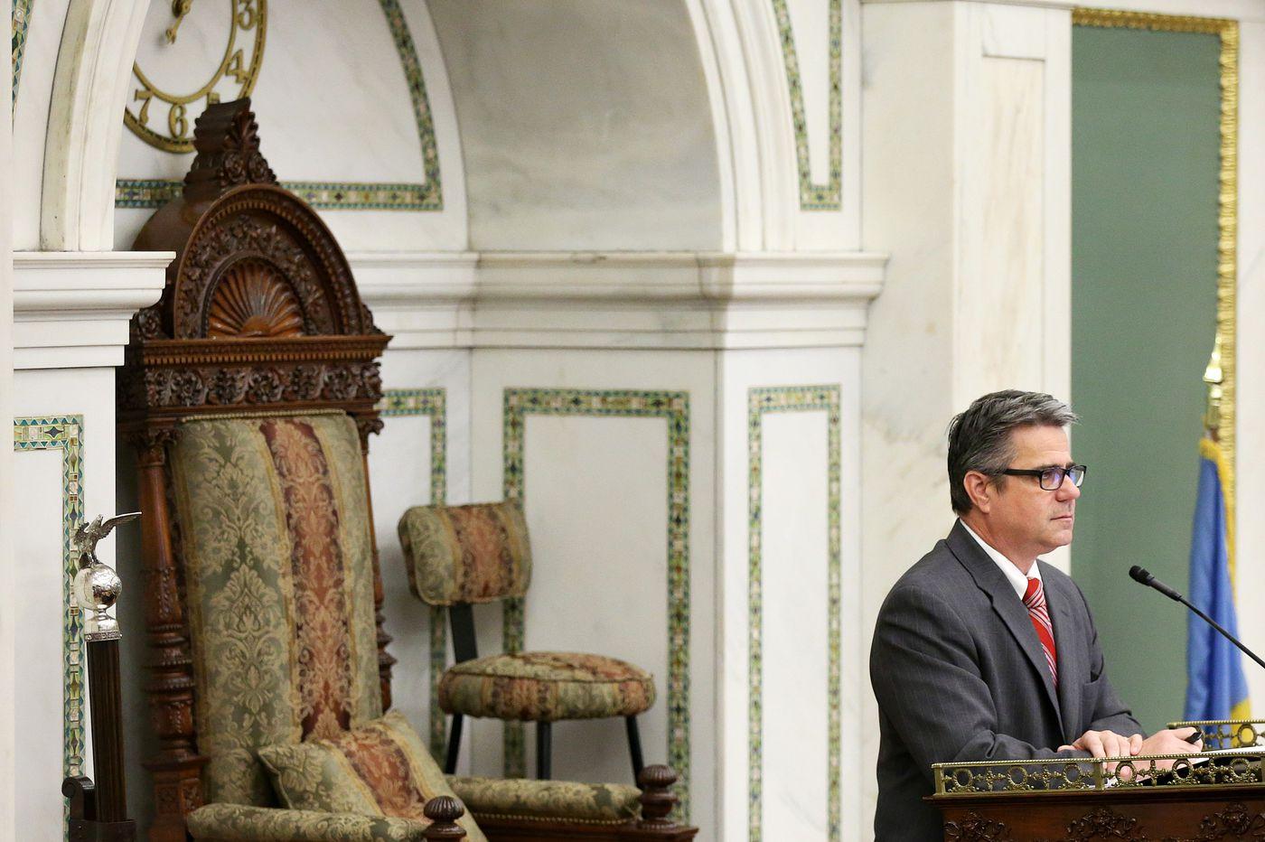 Philadelphia City Councilman Bobby Henon faces a leadership fight as he battles indictment