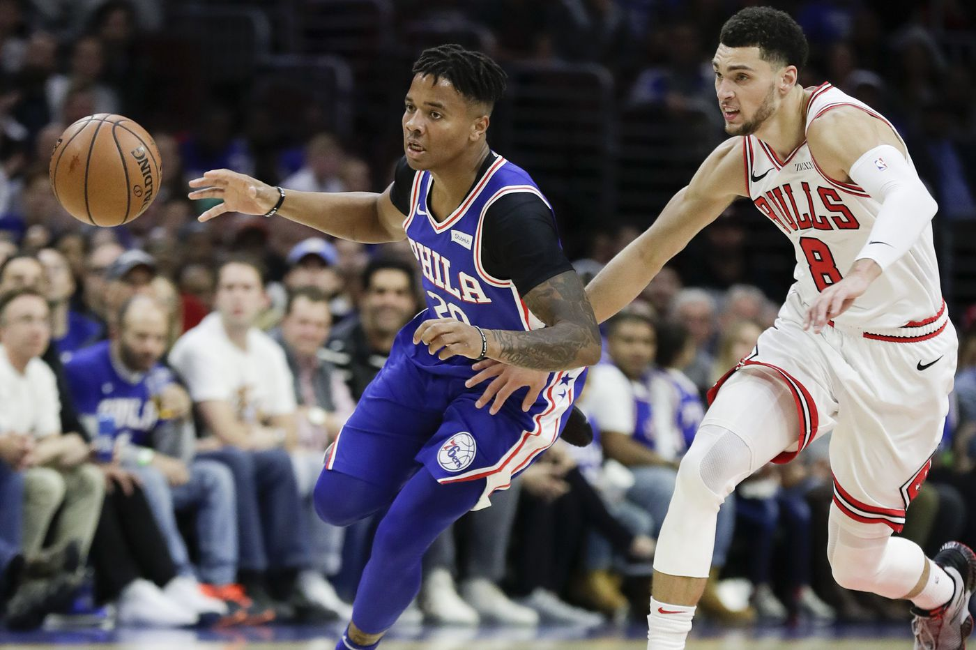 The Bulls' game plan vs. the Sixers was to ignore Markelle Fultz. Other teams might do that, too.