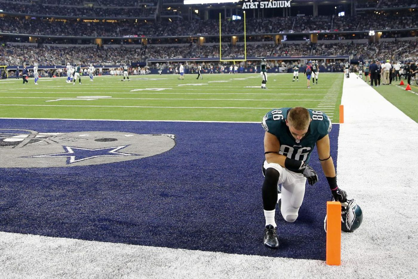 'Dallas Week' intensifies for the Eagles | Early Birds