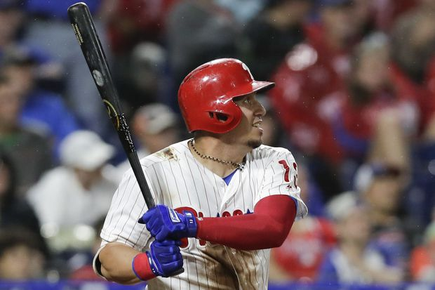 Phillies worst in MLB at making hard contact | Extra Innings