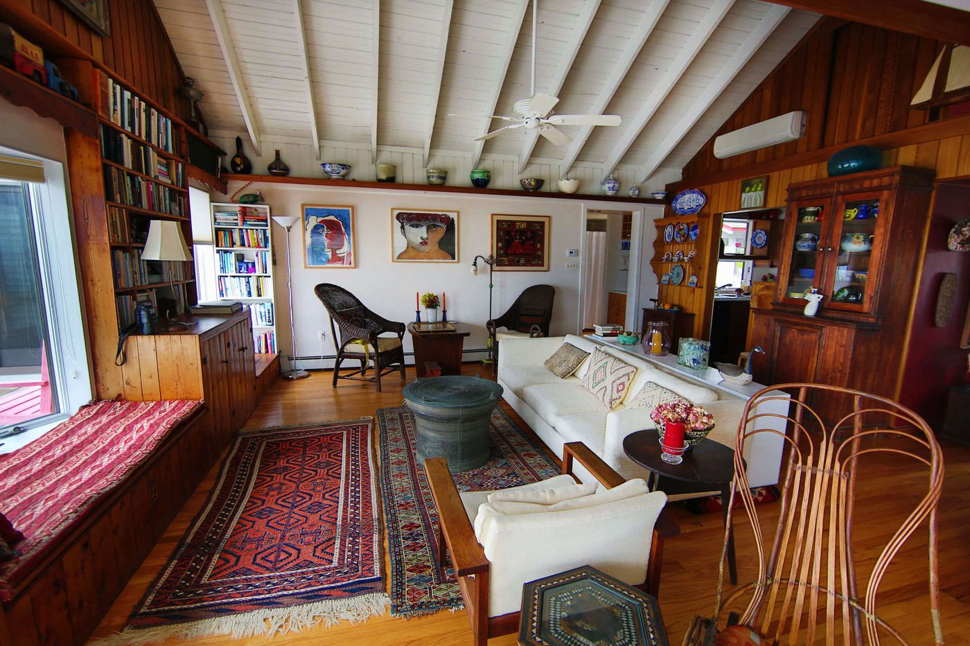 Ask Jennifer Adams: Can old wood loft spaces be both beautiful and fire-resistant?
