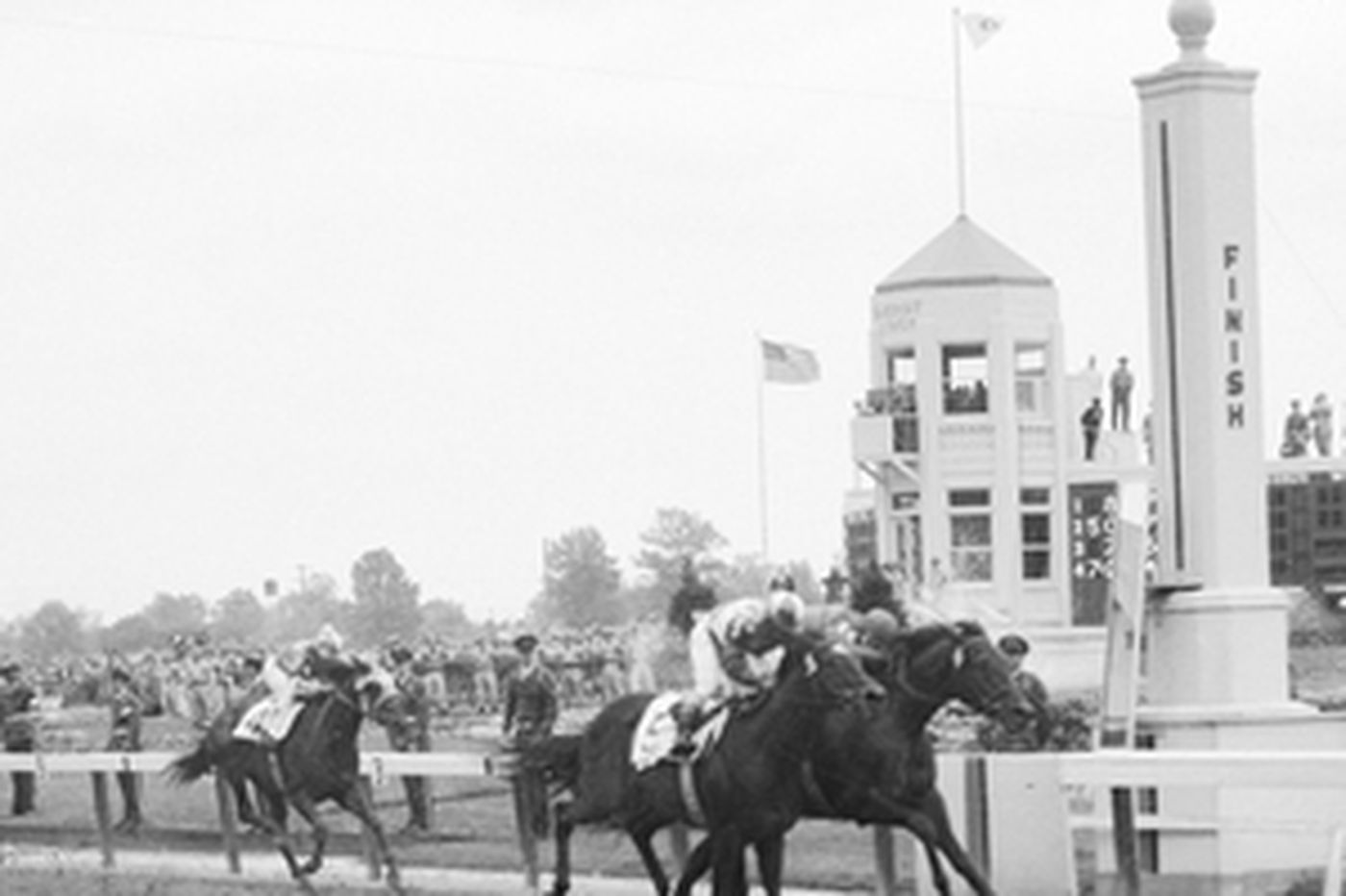 '57 Kentucky Derby was one for the ages