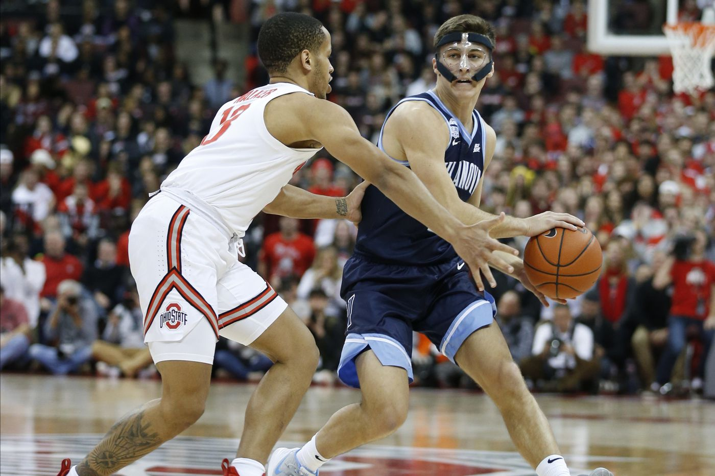 No. 16 Ohio State 76, No. 10 Villanova 51: Stats, highlights and reaction from Wildcats' loss