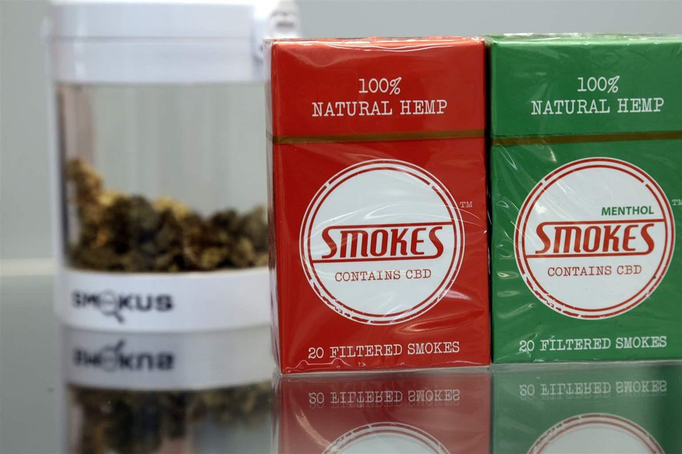 It looks like weed, smells like weed, but is it weed? Some states crack down on smokable hemp