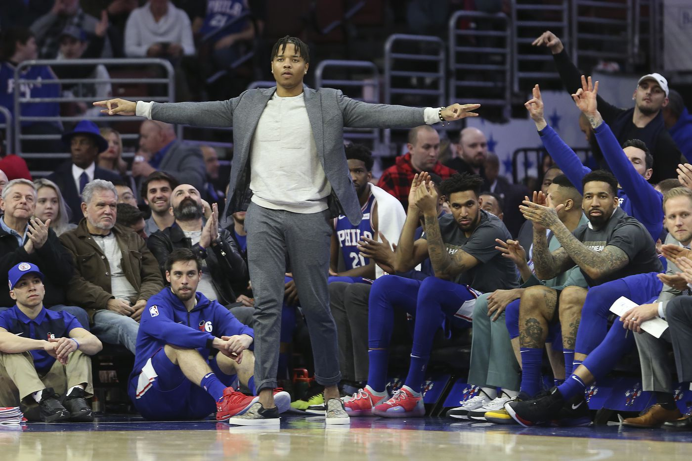 Markelle Fultz is the Magic's problem now, but that doesn't mean he never mattered to Sixers fans | Marcus Hayes