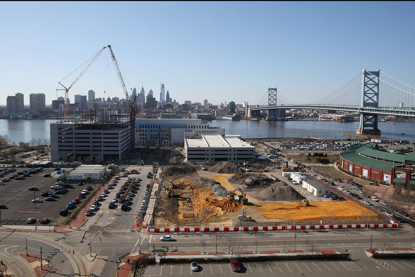 Liberty Property Trust writes down value of Camden waterfront development by $26 million