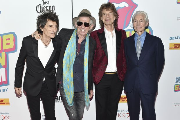 Satisfaction: Rolling Stones to headline 50th Jazz Fest