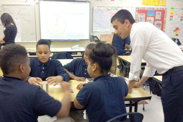 Camden School Superintendent Paymon Rouhanifard: `I love my job.' Will Gov. Murphy keep him?
