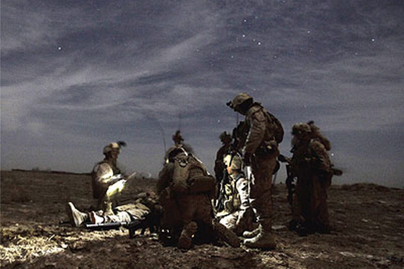 What might have been in Afghanistan