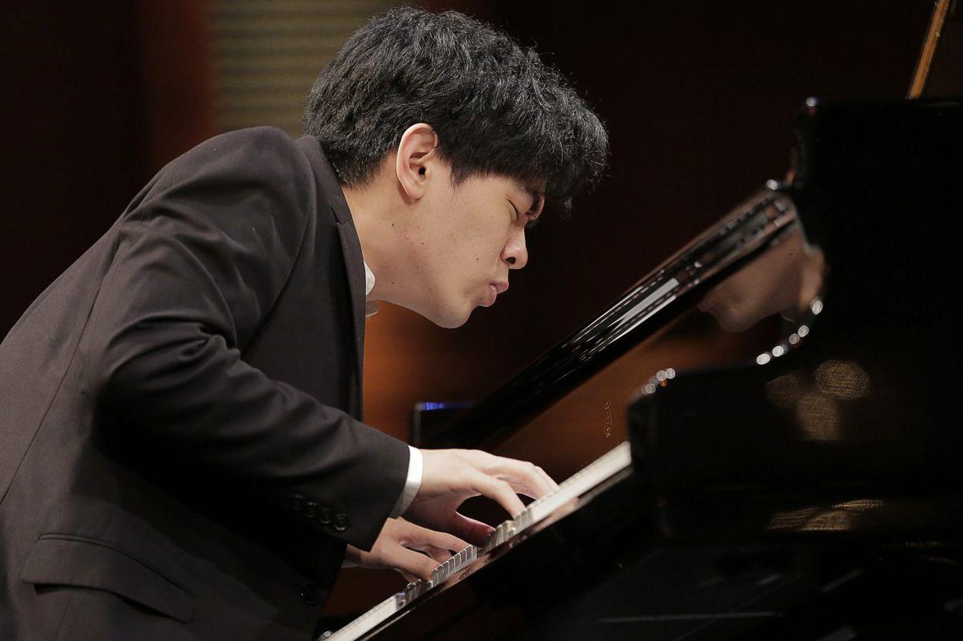 Curtis pianist makes it to Van Cliburn finals