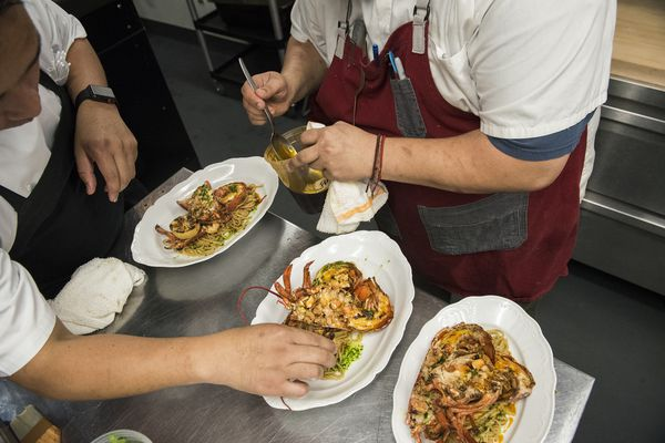 At Giuseppe & Sons, the challenge: Bringing South Philly to Center City