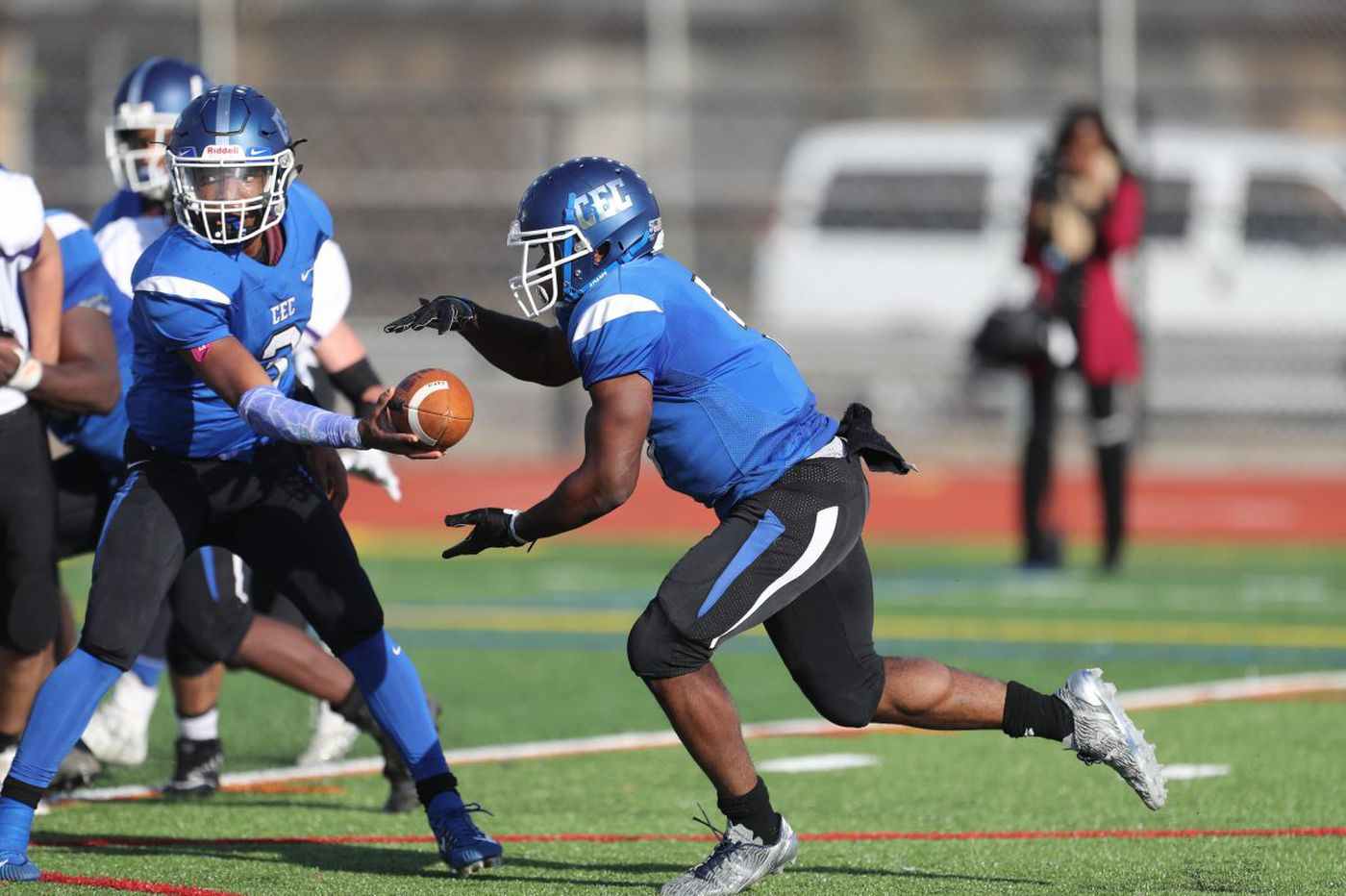 Patrick Garwo leads Conwell-Egan to 3A semifinals