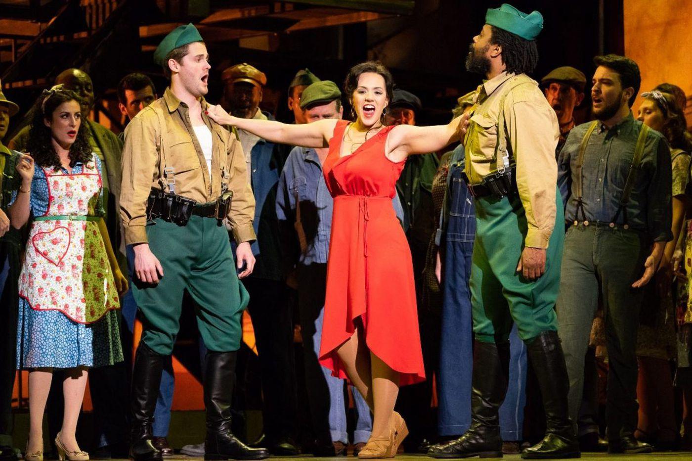 Opera Philadelphia's 'Carmen': A visually provocative, well-cast production