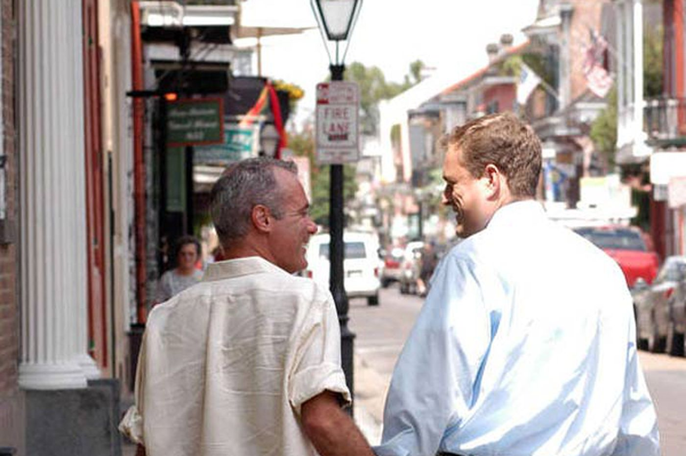 New Orleans promoted as a gay honeymoon haven