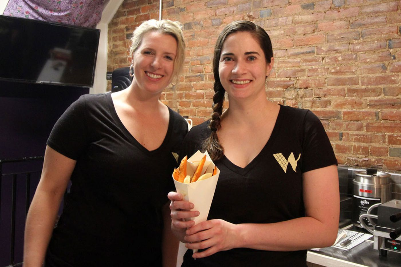 Waffles & Wedges closing shop; the food trucks to remain