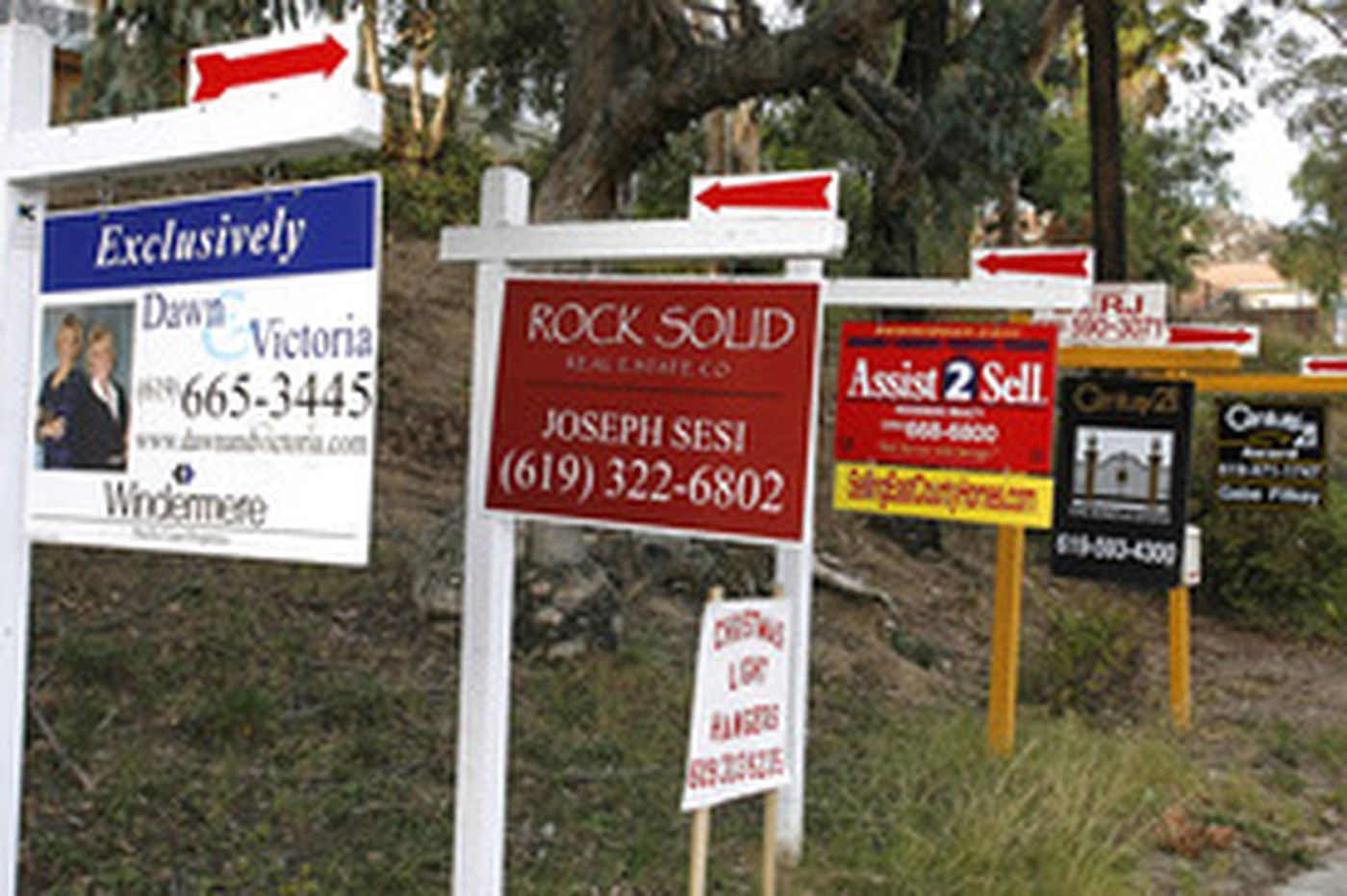 New-home sales in Nov. drop to a 12-year low