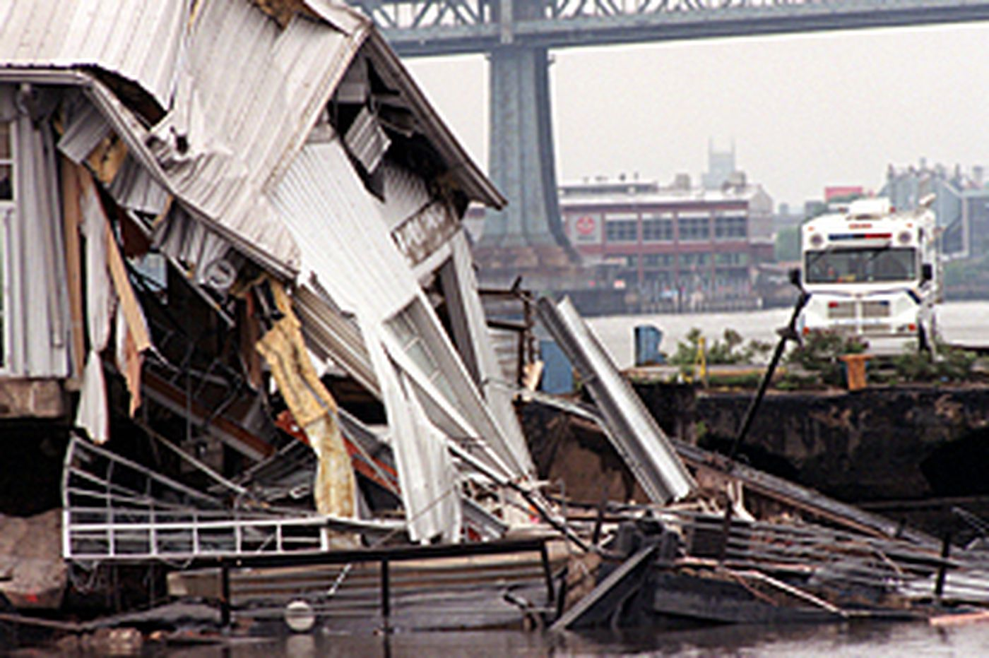 Pier 34 owner, operator enter pleas, avoid retrial in collapse