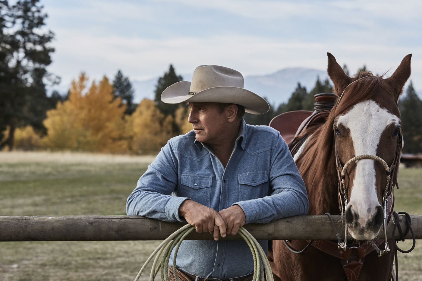 With Kevin Costner in 'Yellowstone,' Paramount Network finds home on the range