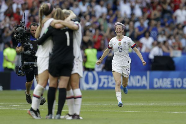 Megan Rapinoe, Rose Lavelle lead USWNT to second straight World Cup title with 2-0 win over Netherlands