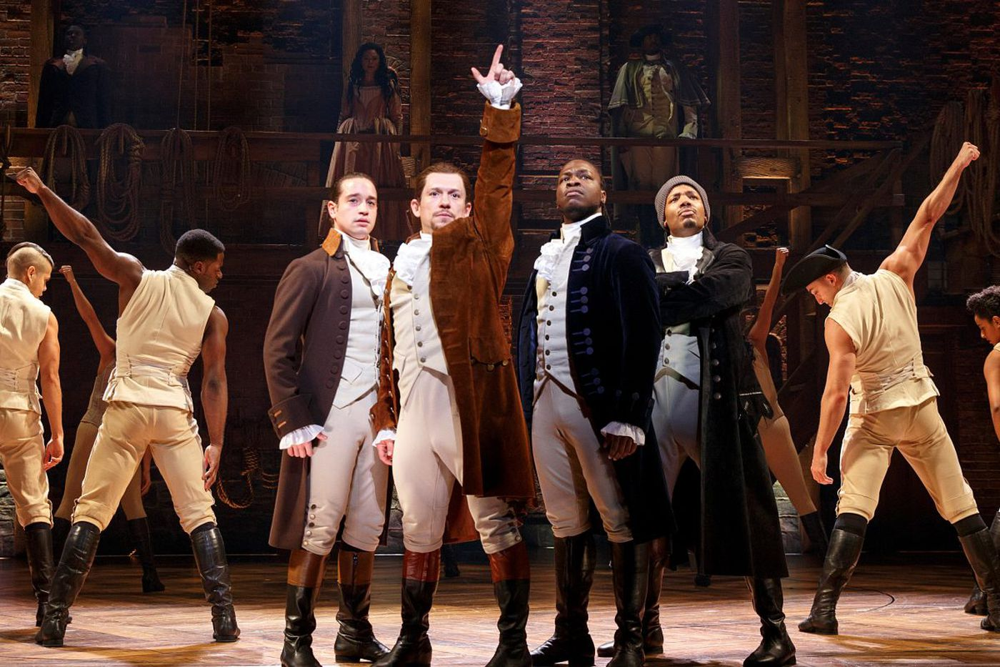 'Hamilton' is coming to Philadelphia in August 2019: ticket packages on sale now