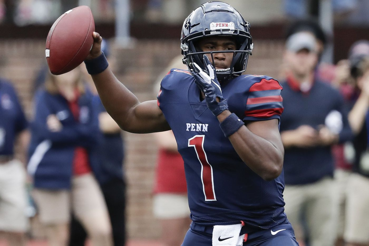 Penn beats Columbia despite red-zone struggles