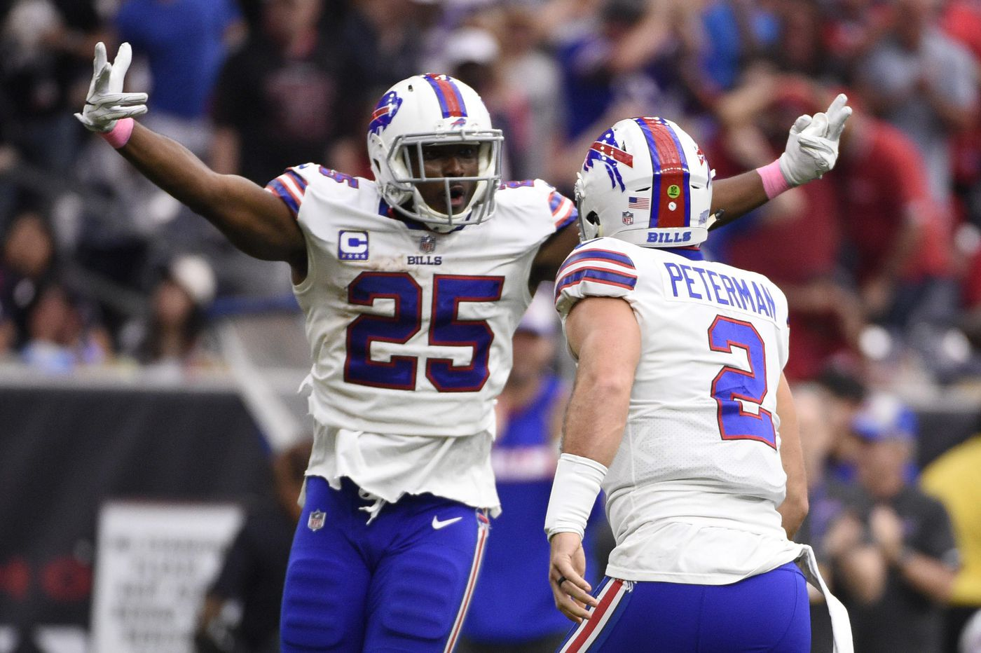 Report: Don't expect to see LeSean McCoy back on the Eagles yet