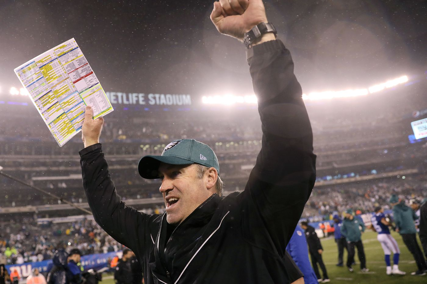 Doug Pederson leads Eagles' nobodies to NFC East title in his best season yet | Marcus Hayes