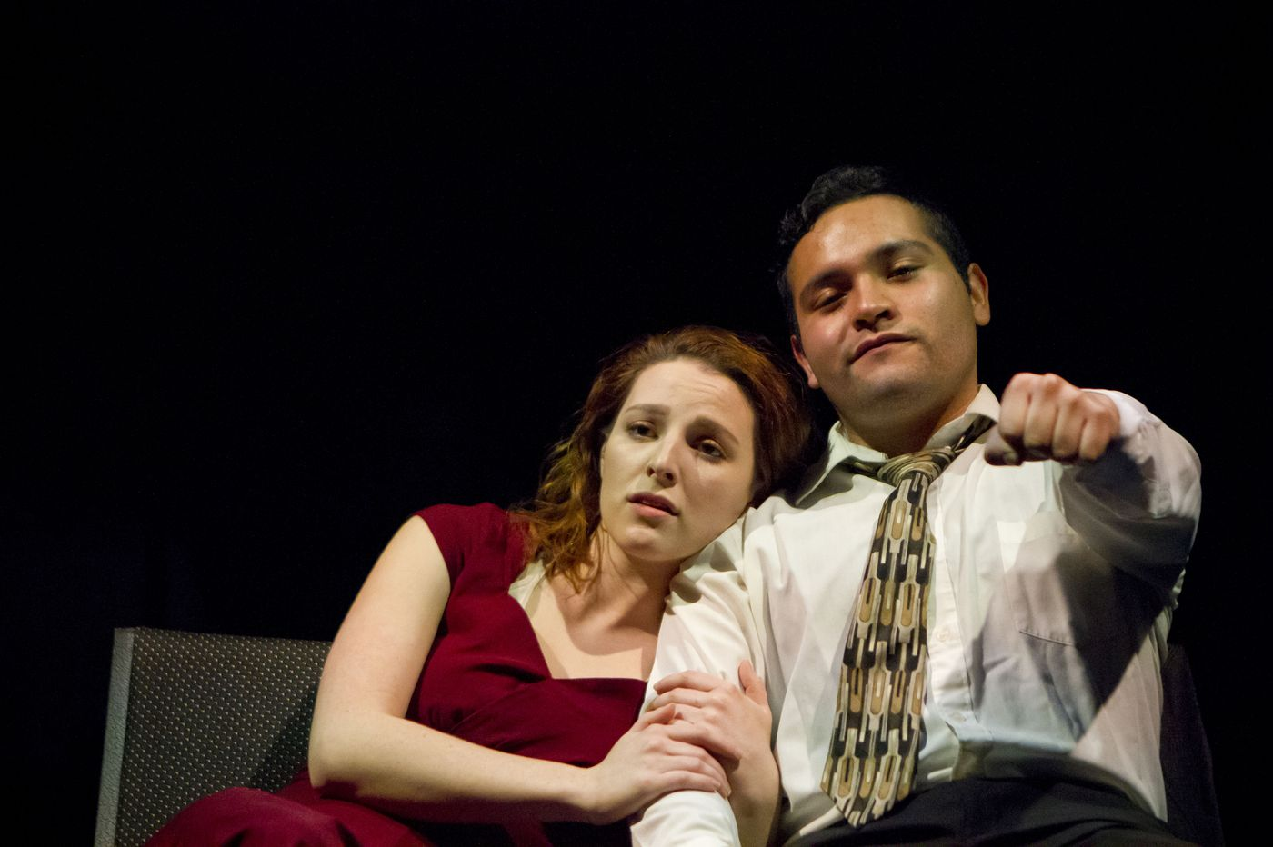 'Bonnie and Clyde' at 11th Hour Theatre Company: Good voices, little glamour