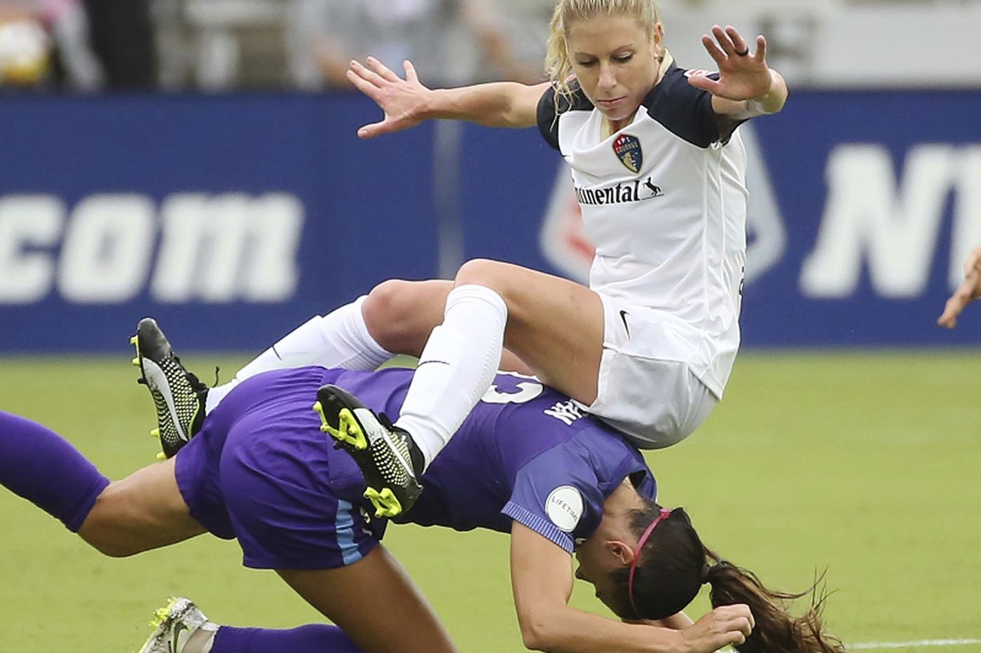USWNT late bloomer McCall Zerboni has shot at making World Cup team