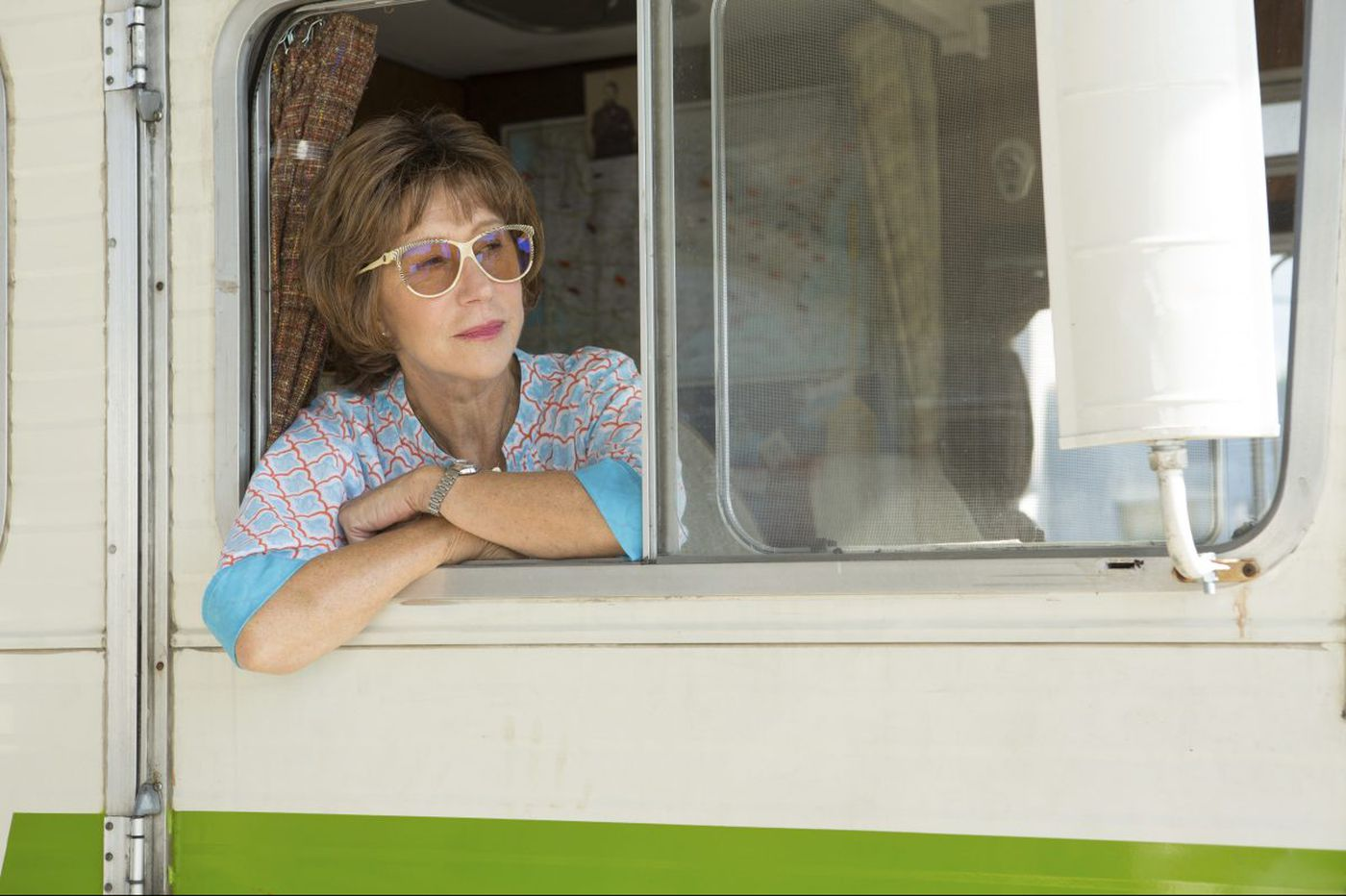 Helen Mirren: The tequila-drinking, Jet Ski-riding Dame