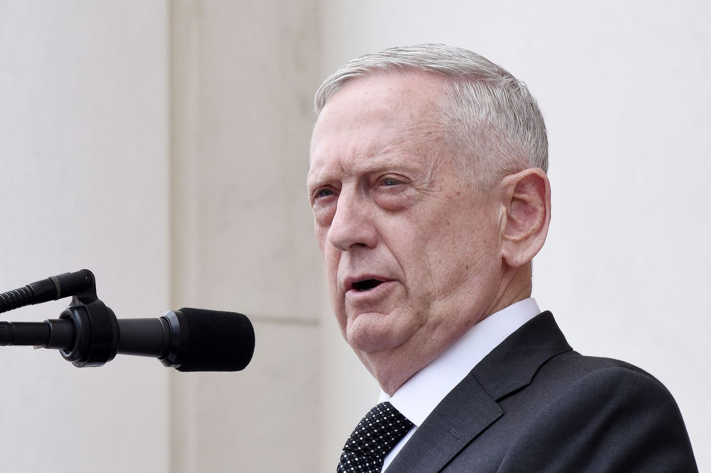 Mattis resigns over differences with Trump