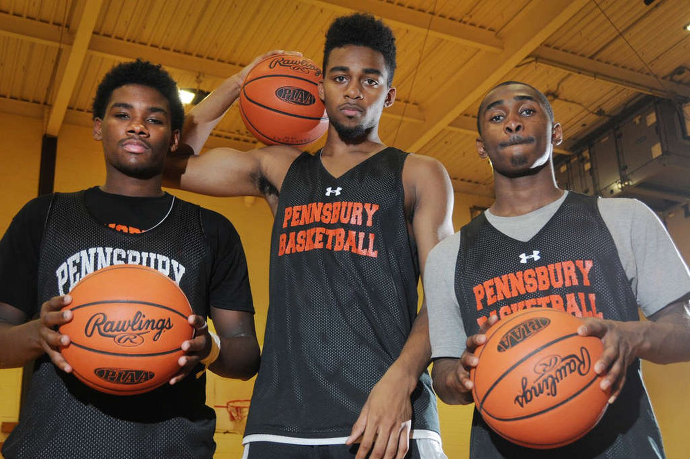 Pennsbury trio looking to leave legacy