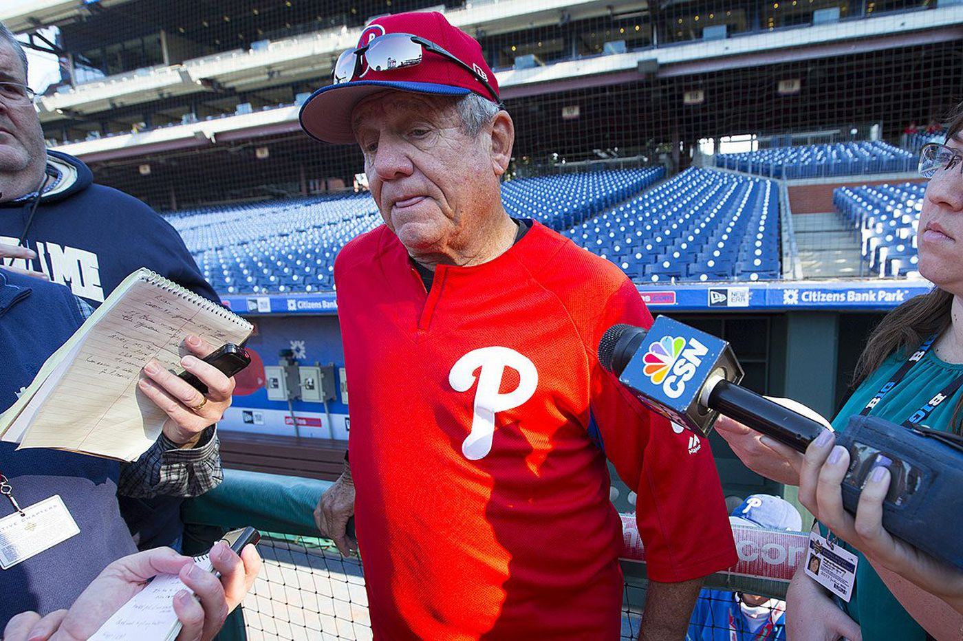 Phillies coaches face uncertain fates, want to guide rebuild to end