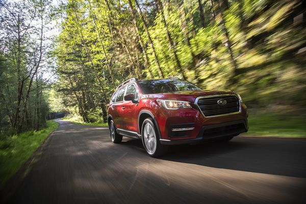 2019 Ascent takes Subaru to new heights, but it's a bumpy ride