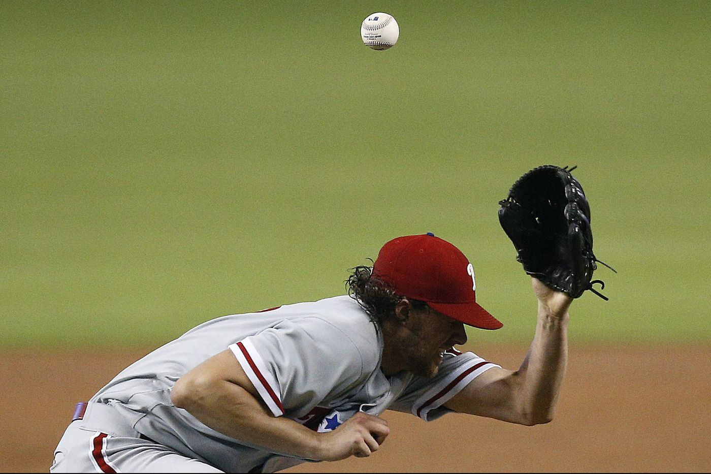 Phillies fall to Marlins despite Aaron Nola's solid outing