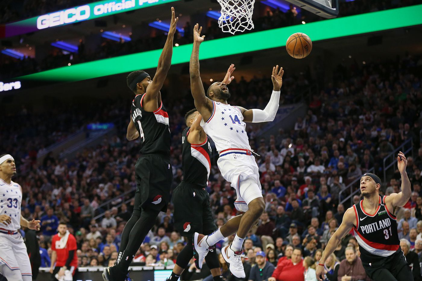 The Sixers turn the ball over a lot, and these are the main culprits | Film review