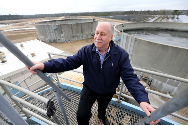 South Jersey sewage plant makes energy from wind, solar — and meatball grease