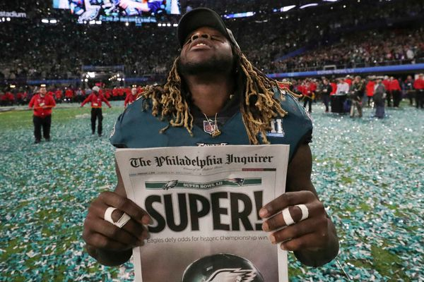 Former Eagle Jay Ajayi joins Union as team's official esports FIFA gamer