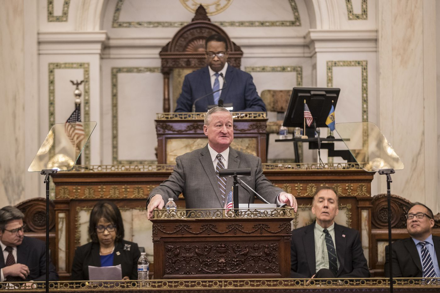 City Council approves, sends to Mayor Kenney, $4.7B budget with no property-tax hike