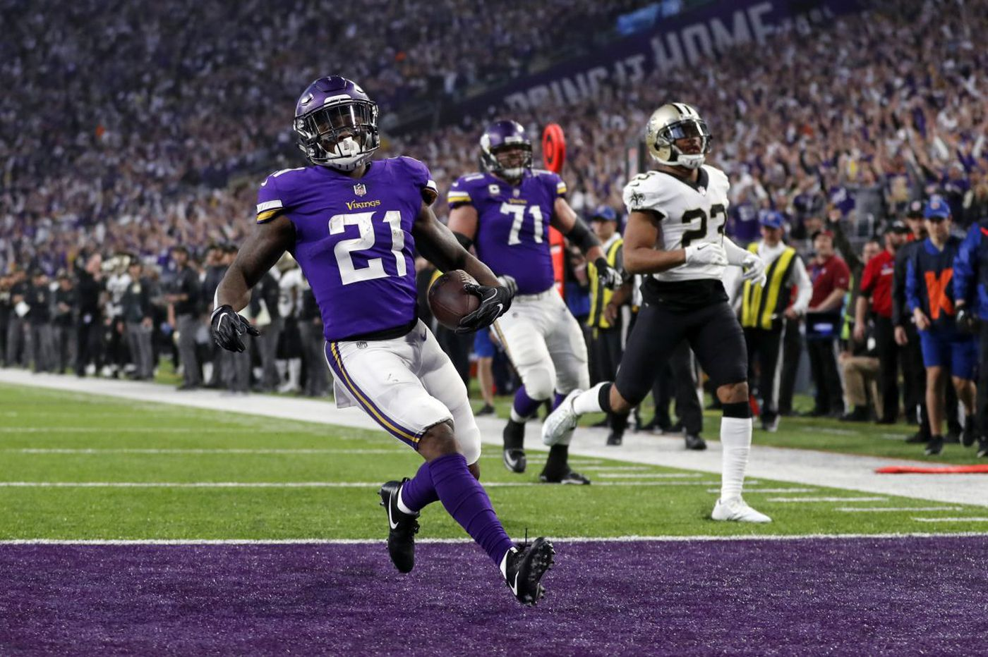 Eagles will face Vikings in NFC championship