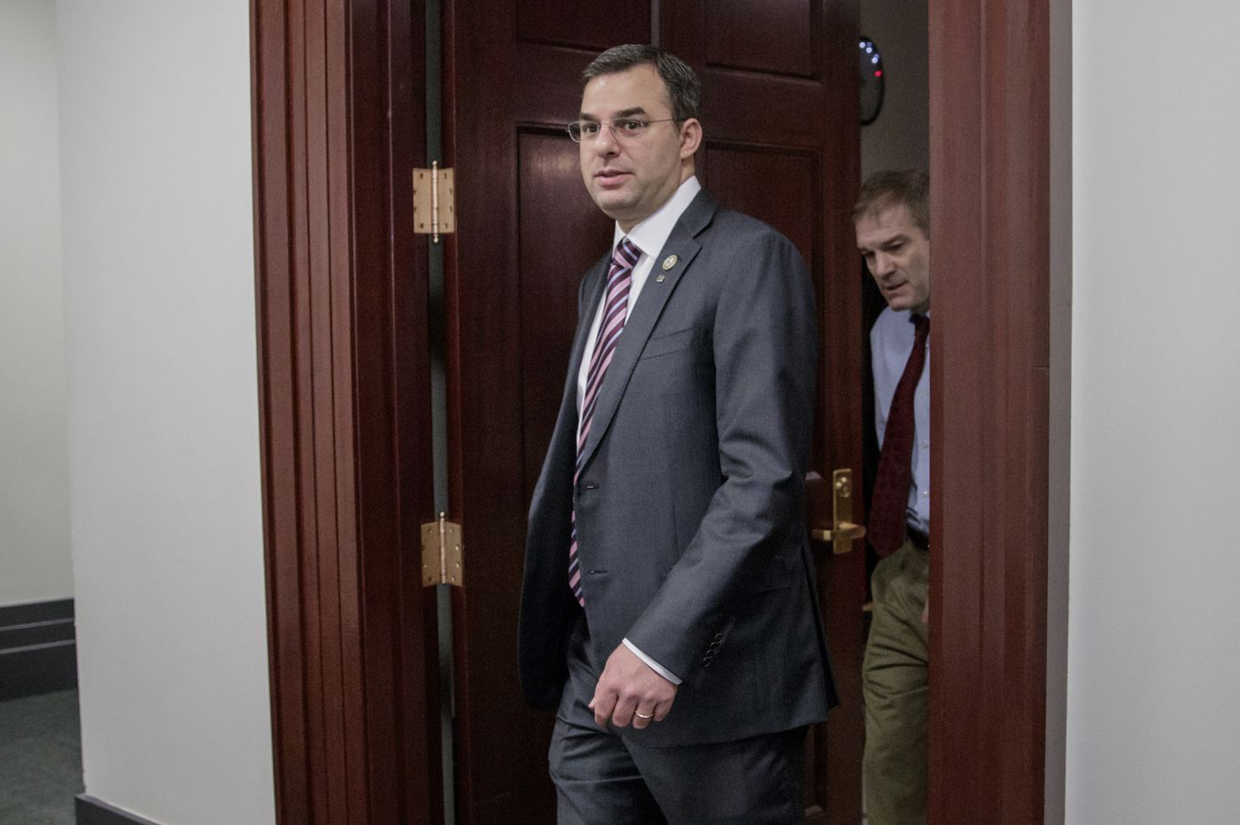 GOP frowns on, but does not punish, Amash's impeachment call