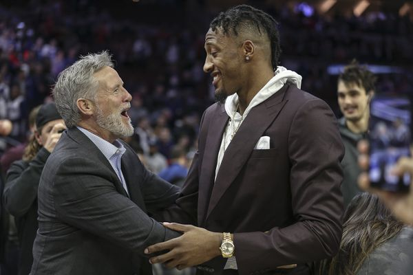 As Sixers explore trade deadline options, Robert Covington and Dario Saric can take comfort knowing they have yet to be replaced | David Murphy