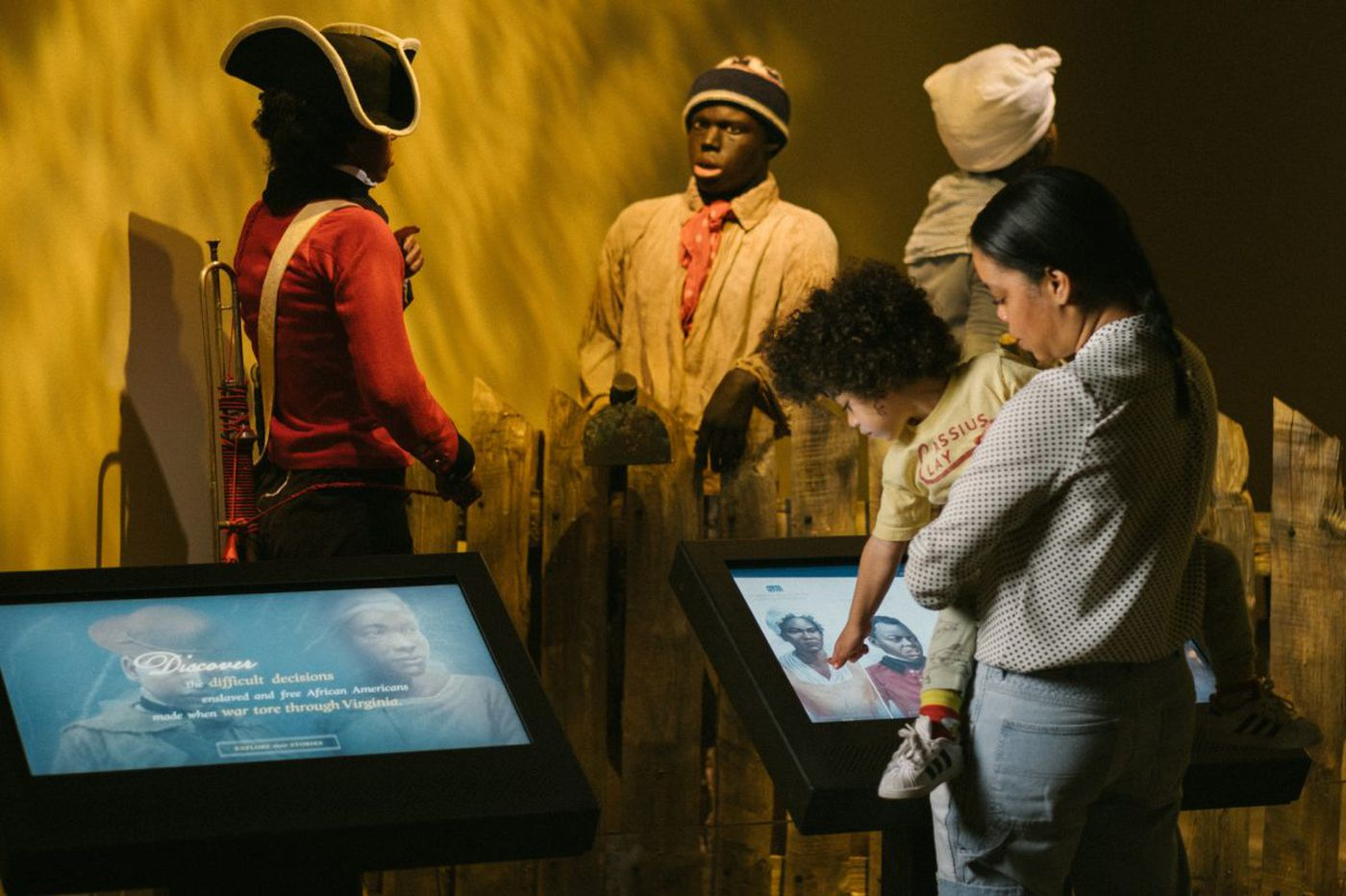 Who were the black soldiers of the Revolutionary War?