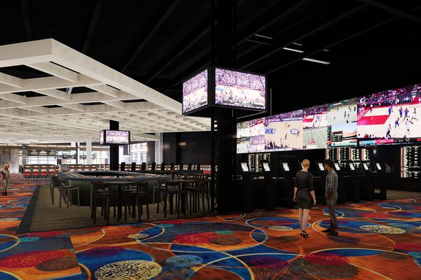 Pennsylvania sports betting up 28% in July, lifted by online boom