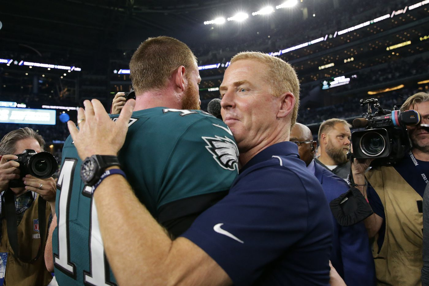 How the Eagles salvaged the Cowboys' season, saved Jason Garrett's job, and enabled a Dallas dynasty | Marcus Hayes