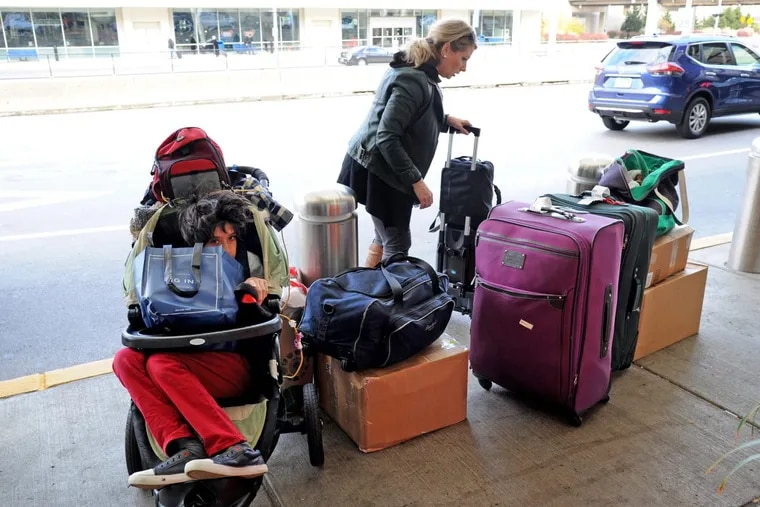 """Starting in January, American, Delta, and Alaska airlines will require passengers with """"smart""""  luggage to remove the batteries from the bags before boarding planes. The FAA has raised safety concerns about lithium-ion batteries placed in the cargo hold of planes during flights."""