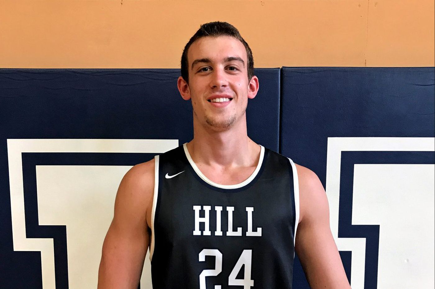 Nick Alikakos taking next basketball step at Hill School